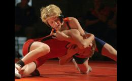 Carter Meiners grabbed a major decision in the opening match to help start things off in Friday's win over Pierz.