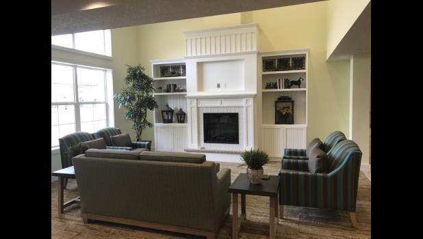 The comfortable surroundings of CentraCare's new assisted living facility will be on display during an open house Aug. 9.