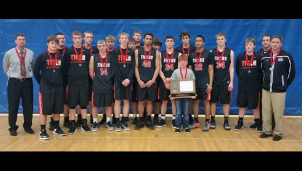 The Browerville/Eagle Valley boys were forced to settle for Section 5A runner up after suffering a heartbreaking quadruple overtime loss to Nevis in last Friday's title game.