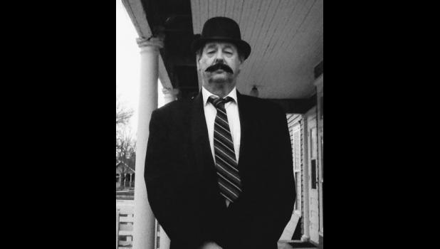 Doug Bengtson will portray Andrew Volstead as part of the Cars, Carriages and Prohibition program at the Christie Home Museum.