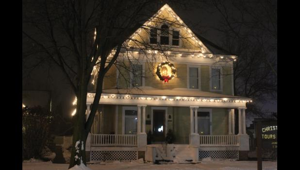 The Christie Home Museum will host special holiday tours.