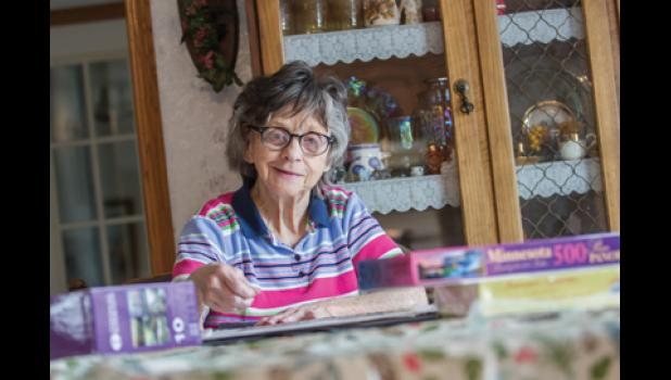 Deloris Symalla was able to regain her health and way of life through quick action and telehealth technology to diagnose her stroke.