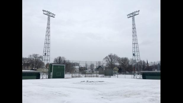 The Long Prairie -Grey Eagle baseball field is one of the facilities that could see a facelift with some proposed updates.