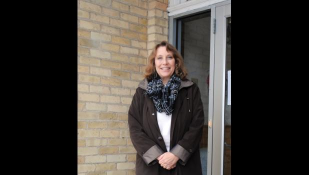 Linda Dinkel of Long Prairie is the new principal at St. Mary of Mt. Carmel School in Long Prairie and Christ the King School in Browerville.