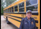 Lloyd Burger will retire from bus driving after 50 years of service.