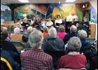 Sestri drew a good sized crowd when they last performed in Long Prairie in January of 2017.