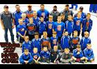 The Wolves youth wrestlers ended their season at the state tournament on Mar. 31 - Apr. 2.