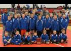 The Wolves youth team recently competed at the region tournament hosted in Pierz.