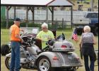Bikes and trikes of all sorts and sizes could be found at the Todd County Fairgrounds.
